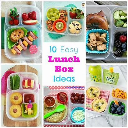 Lunch Easy Box Lunchbox Lunches Picky Eaters
