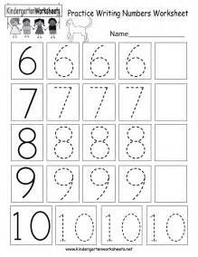 Printable Number Worksheets Number Handwriting Worksheets Practice Writing Numbers
