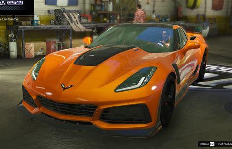 Chevrolet Corvette Zr1 2019 [add-on]