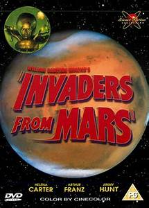 Rent Invaders from Mars (1953) film   CinemaParadiso.co.uk