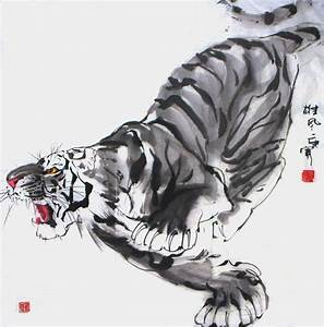 Styles of art, Ink drawings and Tigers on Pinterest