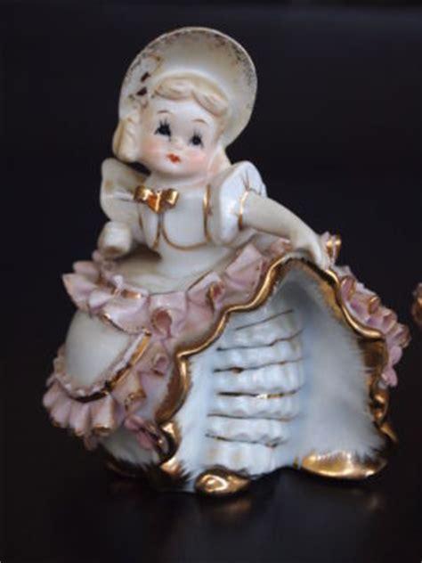 adri vintage lefton bloomer girl china figurines chic