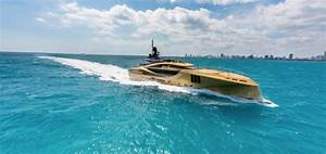 New 48000000 Golden Yacht Launched In Sturgeon Bay