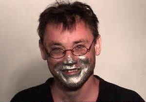 indiana man arrested  times  huffing paint thought