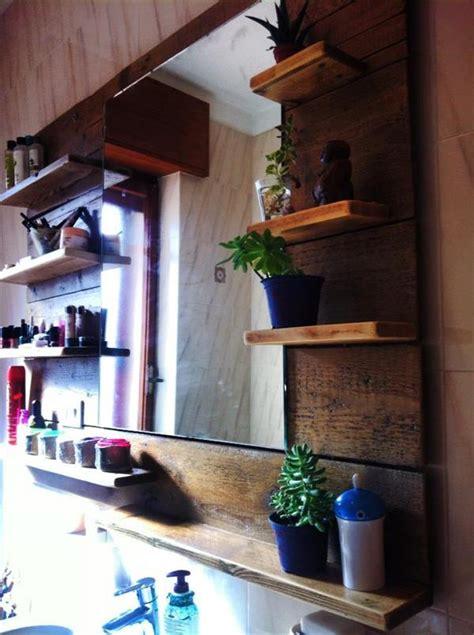 diy pallet bathroom shelf  storage ideas ideas