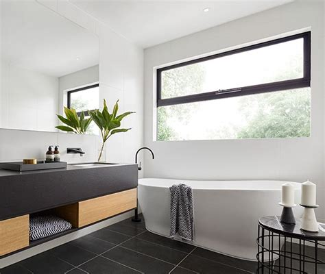 boutique aluminium awning windows sophisticated bathroom bathroom inspiration bathroom