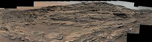 New Curiosity Rover Image Shows Petrified Sand Dunes