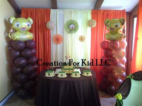 King Baby Shower Decorations - baby king baby shower ideas photo 2 of 5