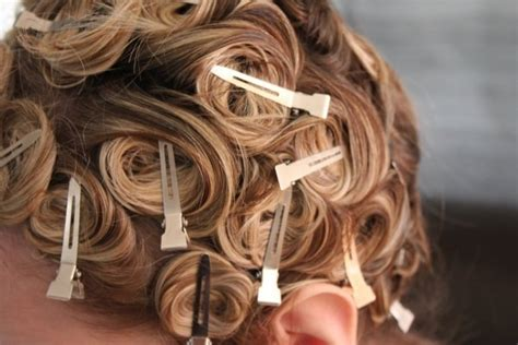 Pin Curls 7 Awesome Ways to Curl Your Hair Hair