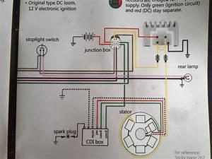 Lambretta Wiring Diagram 12v