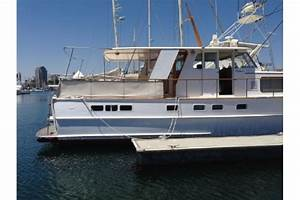 61' STEPHENS FLUSH DECK MOTOR YACHT for sale by Dick Simon ...