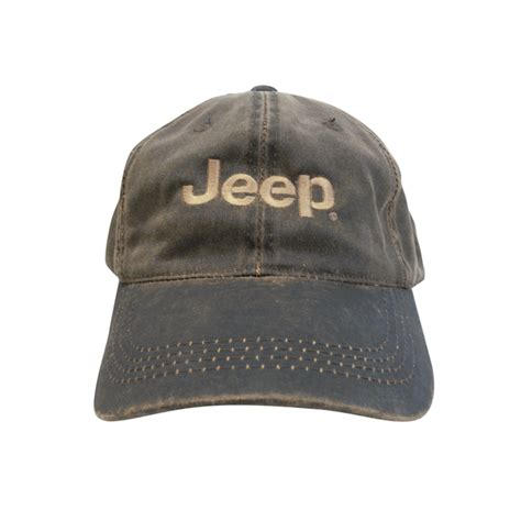 jeep hat all things jeep jeep weathered cotton twill cap