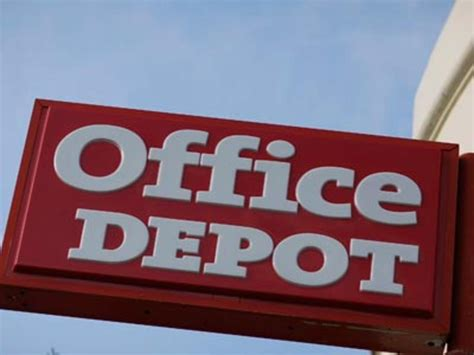 Office Depot by Office Depot Officemax Announce Merger Nbc Bay Area