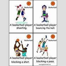 Team Sports Flashcards