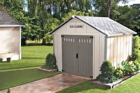 Home Depot Backyard Sheds by Outdoor Storage Shed Ideas The Home Depot Canada