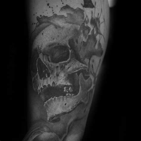 Japanese Sleeve Tattoos Black And Grey