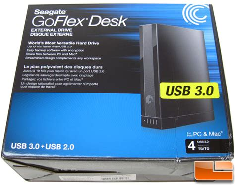 seagate freeagent goflex desk driver seagate freeagent goflex 4tb desk external drive review
