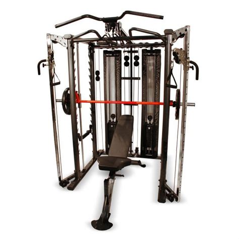 inspire full smith cage system  adjustable bench