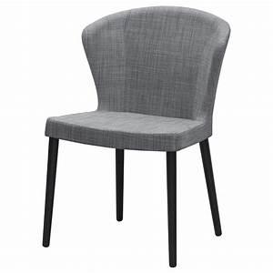 Impressionnant chaise salle a manger et chaises for Salle À manger contemporaineavec chaises salle À manger rembourràés
