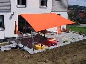 Sonnensegel Wasserdicht Trapez : garten eden mit sonnensegel hofs sonnenschutz infos ~ Michelbontemps.com Haus und Dekorationen