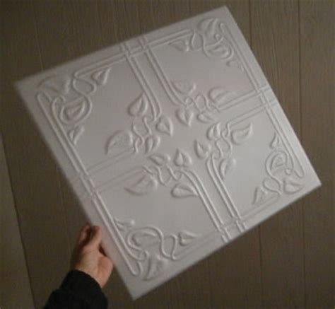 styrofoam ceiling tiles cheap 5 acres a new bathroom ceiling in pictures
