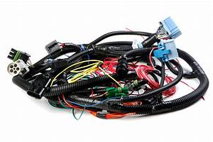 Holley 534-128 Replacement Main Wiring Harness