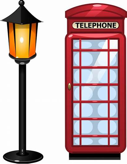 Telephone Phone Booth Transparent Clipart London Cabin