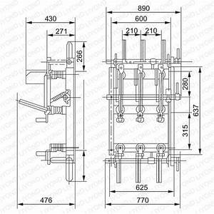 High Voltage Load Break Switch