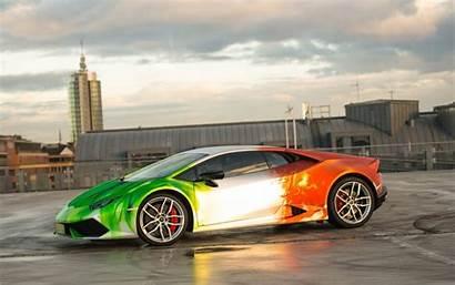 Lamborghini Huracan Tech Wallpapers 1440