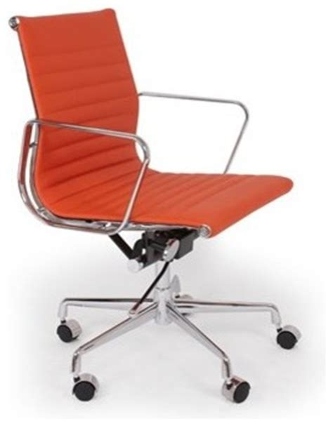 mid century modern office chairs modern office chairs