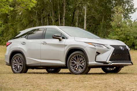 lexus rx   sale pricing features