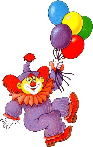 pictures animations clowns myspace cliparts