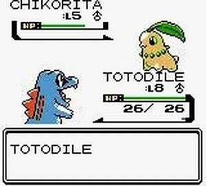 Pokemon Gold - Battle Vs. ??? - YouTube