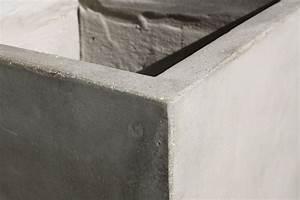 Pflanzkübel Beton Selber Machen : 4er set pflanzk bel blumenk bel aus beton block 100 cm natur ~ Orissabook.com Haus und Dekorationen