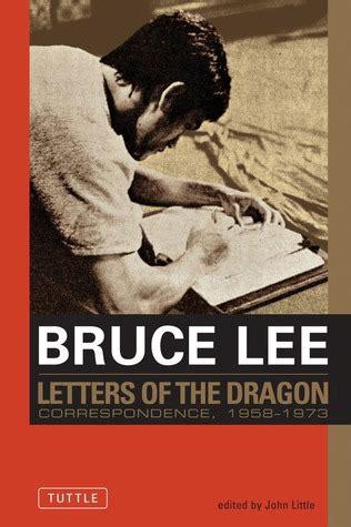 letters   dragon  bruce lee