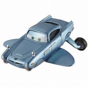 Cars 2: Oversized Die Cast Finn Mcmissile Submarine Toys ...