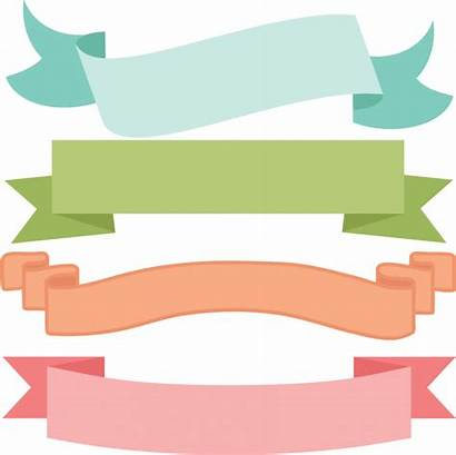 Banners Clip Cliparts Borders Backgrounds Banner Clipart