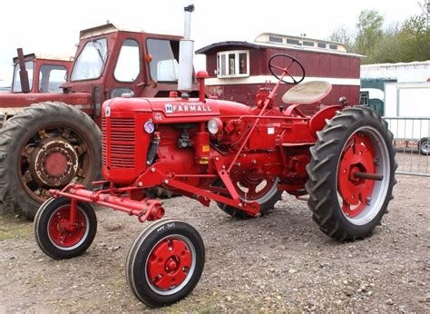 mccormick international farmall super fc