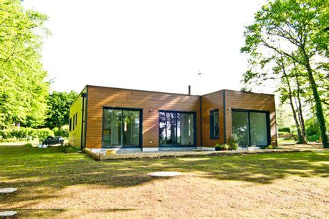 maison bannalec 29 nos r 233 alisations maison bois en bretagne charpente menuiserie