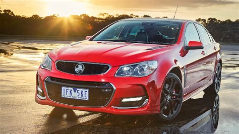 Holden Dealers May Run Out Of V8s