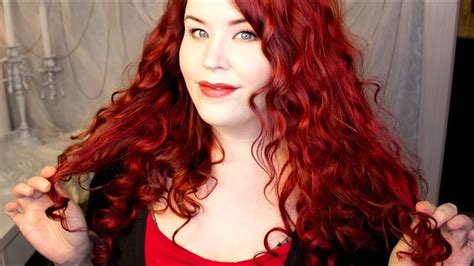 How To Dye Hair Extensions + What I Use To Dye My Hair Red