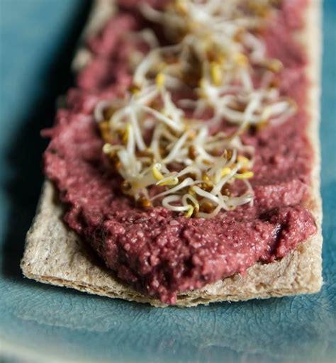 cuisiner la betterave crue tartinade crue betterave carotte chloé k