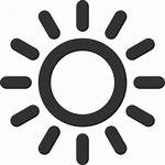 Sun Vector Transparent Background Lenses Polarized Icon
