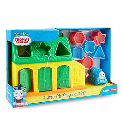 the tidmouth sheds playset the tank engine tidmouth sheds shape sorter
