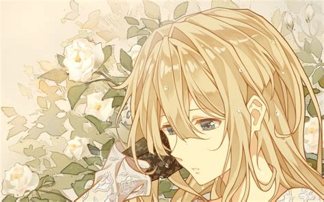 violet evergarden windows  theme themepackme