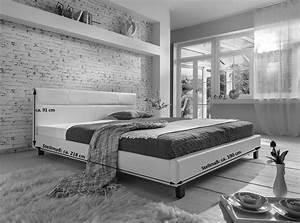 Doppelbett 180x200 Weiß : sale polsterbett wei doppelbett 180x200 cm g nstig pellisima ~ Frokenaadalensverden.com Haus und Dekorationen