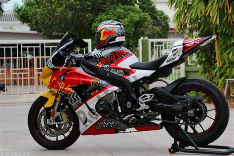 Red Bull S1000rr '15 By Hug Sticker  Bmw S1000rr Forums
