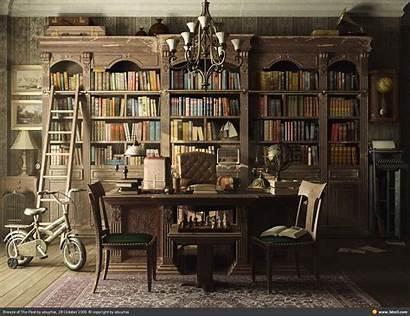Library Desktop Books Wallpapersafari