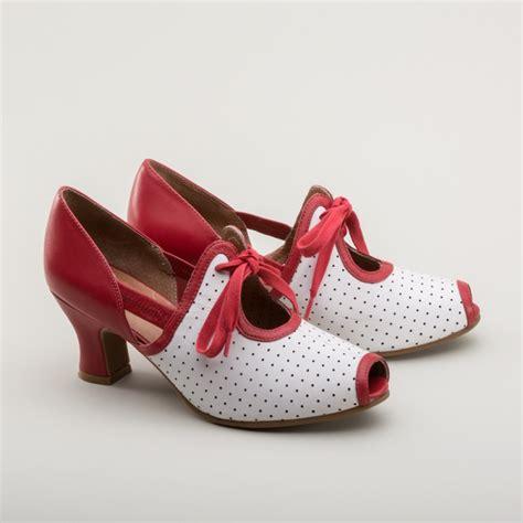 ginger  sandals  redwhite  royal vintage
