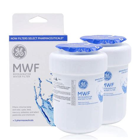 ge monogram refrigerator water filter mwf home easy